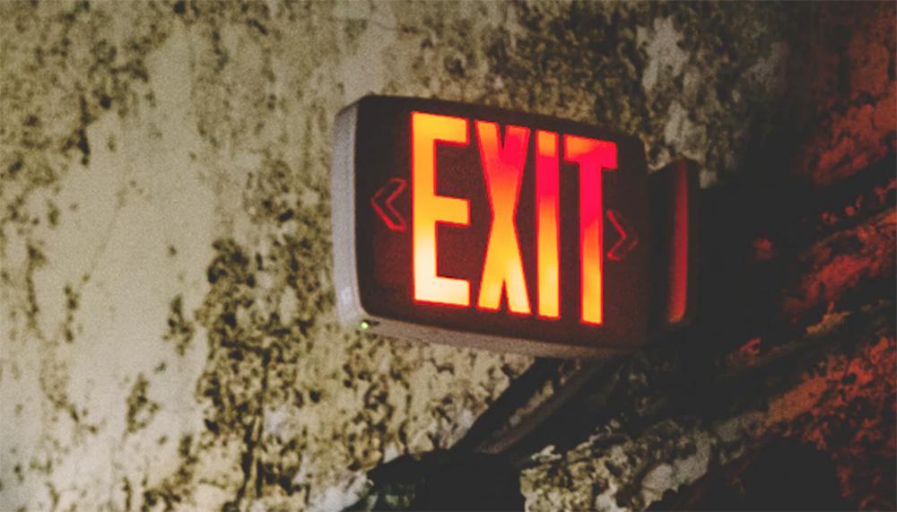 eixt-sign