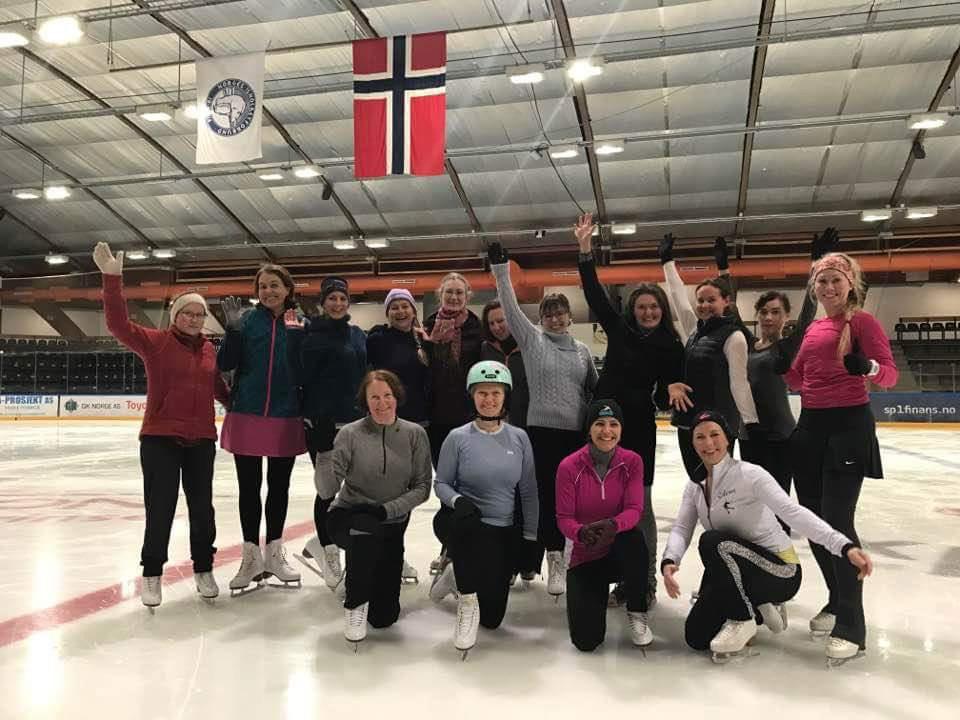 Trondheim gruppebilde